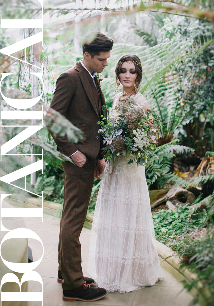 Sheffield Botanical Gardens Wedding