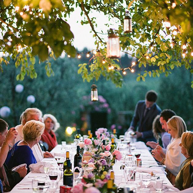 Wedding Reception Seating Etiquette