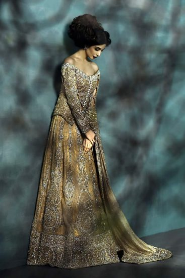 Mehdi Winter Bridal Wedding Dresses 2016-17-Collection