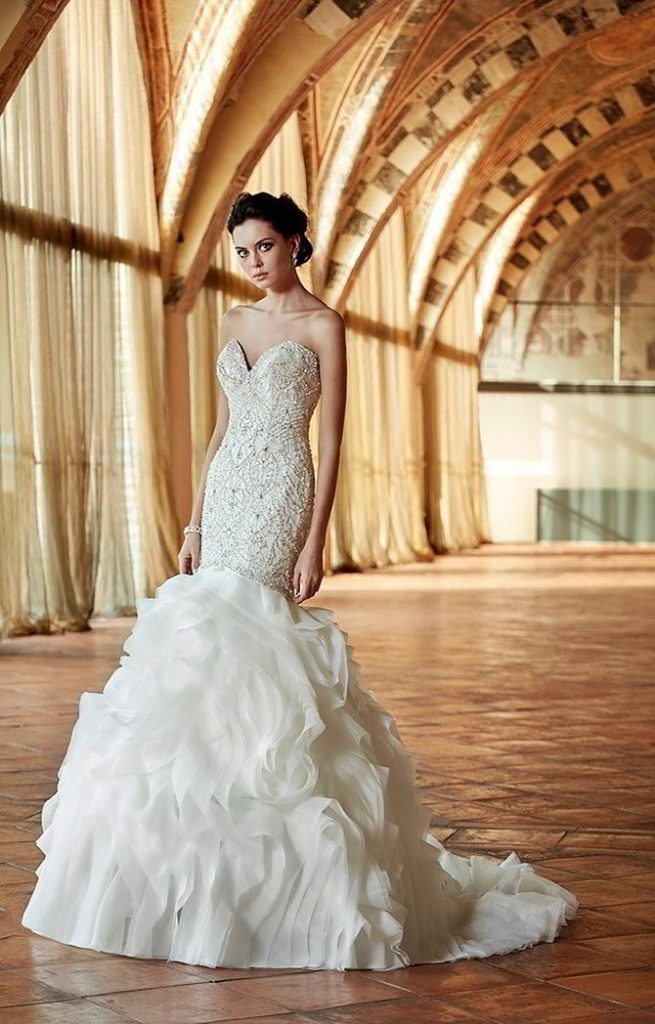 Eddy K 2017 Couture Wedding Dresses